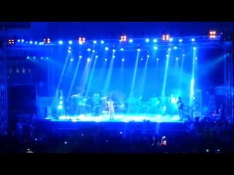 Arijit Singh concert at Talkatora Stadium -Jo Wada Kiya Vo Nibhana...