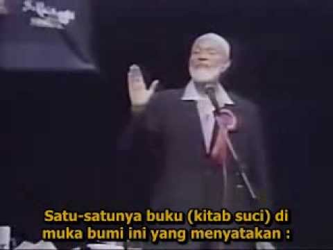 Ahmed Deedat - Poligami Dan Perceraian (bahasa Indonesia) video