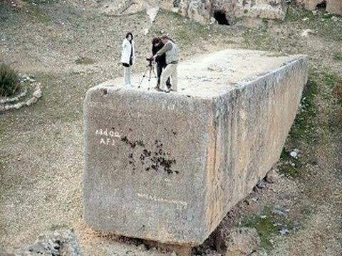Баальбек - загадки древних цивилизаций - [ Часть 2 ]