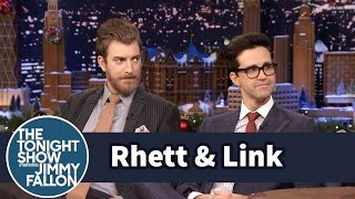 Rhett & Link Bonded Over Swears in First Grade