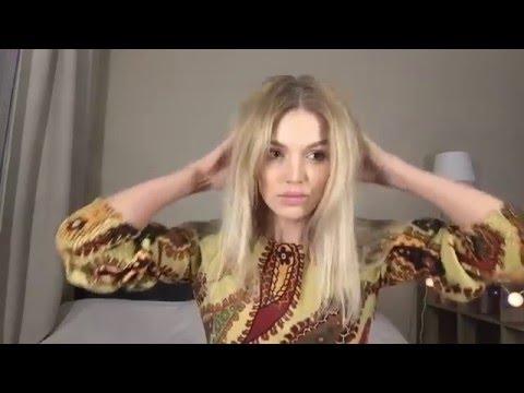Татьяна Горинович. Одна палетка - 3 макияжа ????