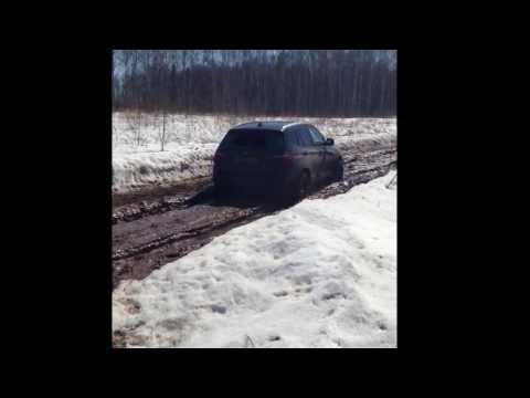 BMW x3 f25 offroad
