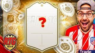 OMG!! WE GOT A HUGE PRIME ICON! FIFA19 Ultimate Team RTG #32