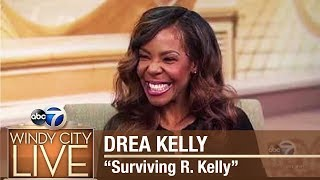 Surviving R. Kelly - Drea Kelly, R. Kelly's ex wife speaks her truth on domestic violence