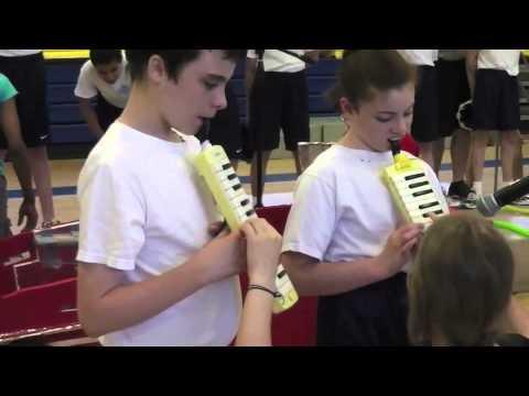 "Boston Higashi School 2013 - ""On My Way"""