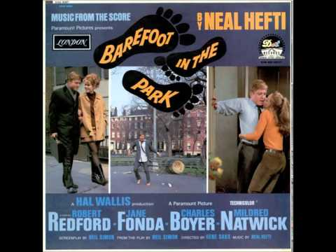 Neal Hefti - Barefoot In The Park (Vocal) (1967)