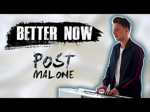 Download Post Malone - Better Now Mp4 baru