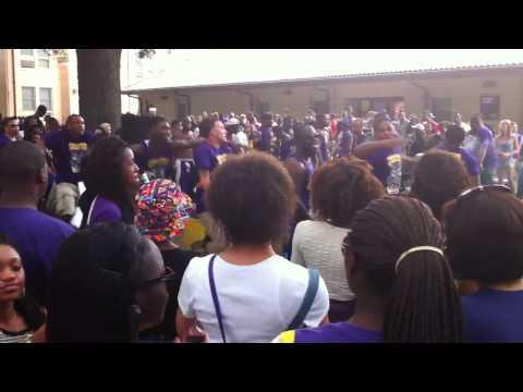 LSU fraternity dance 2