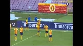 Ripensia 2-1 U Cluj. Gol incredibil Anagor !