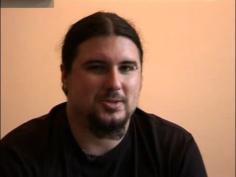 Trivium - Corey Beaulieu interview 2008 (3/4)