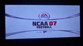 NCAA Football 07 Intro's