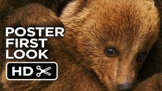 Bears - Poster First Look (2014) - Disney Nature Documentary HD