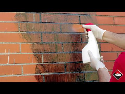 Como quitar grafitis (RUBI RC 41 LIMPIADOR DE PINTADAS)