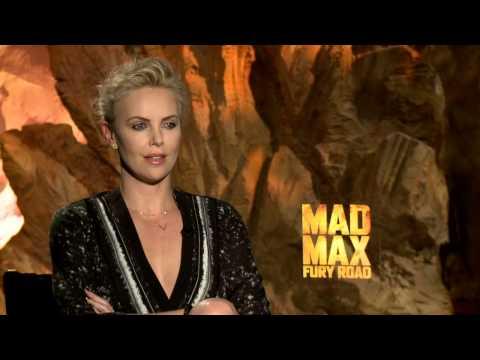 Mad Max: Fury Road: Charlize Theron