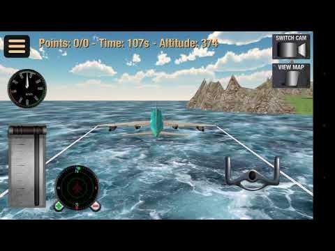 Air plaine simulator video games