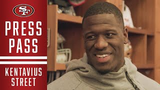 Kentavius Street: 'I'm Ready' to Get Back on the Field | 49ers