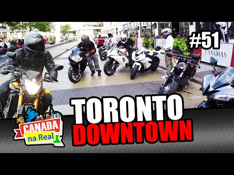 Toronto Downtown | CANADA NA REAL