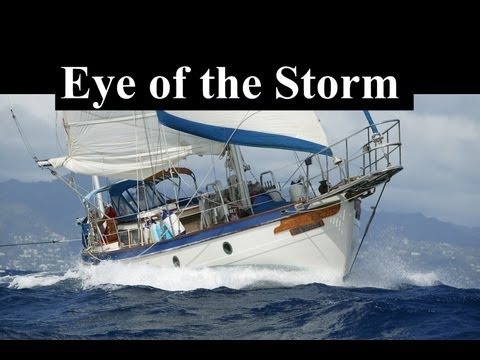 Eye of the Storm - Hurricane Ivan