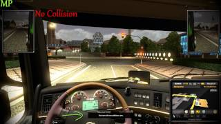 Euro Truck Simulator 2 - No Collision Hack