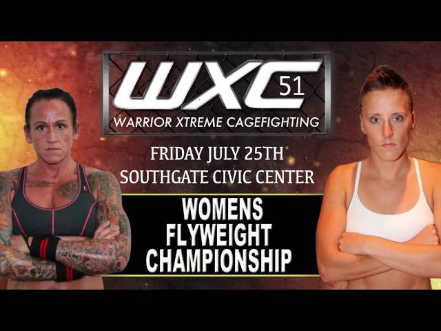 WXC 51 Inferno TV Commercial