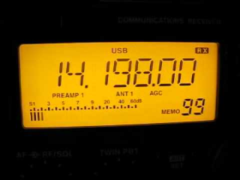 SWL on 20M Ham Band