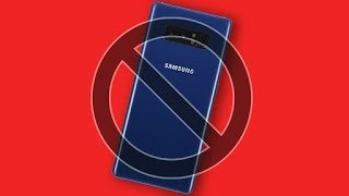 Note 8 // The Bad Things Samsung Won't Tell You