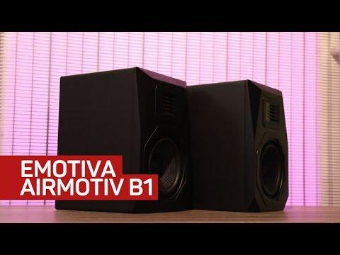 Emotiva's budget B1s are beautiful