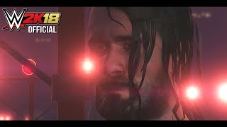WWE 2K18 Official Trailer & Cover Reveal - PLAY WWE 2K18 EARLY ! - Seth Rollins on The Cover!