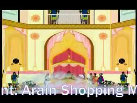 Akbar And Birbal Story  Punjabi Dub Cartoons Movie video