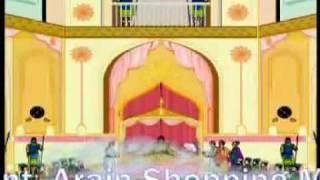 Akbar and Birbal story  Punjabi Dub Cartoons movie