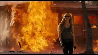 I Am Number Four - Teresa Palmer Burns down the house