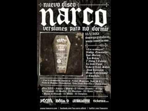 NARCO 09 Cerebros Destruidos Eskorbuto Versiones para no dormir 2013