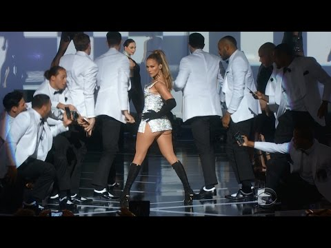 Jennifer Lopez - Booty (Live at Fashion Rocks 2014) HD