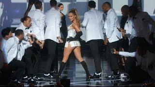 Jennifer Lopez - Booty (Live at Fashion Rocks 2014) HD