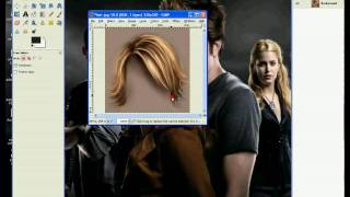 download lagu Changing Hair Colour On Gimp 2.6.6 Simple Way gratis