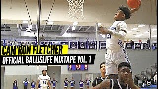 KENTUCKY COMMIT CAM'RON FLETCHER OFFICIAL BALLISLIFE MIXTAPE VOL. 1!! VASHON'S FUTURE POTENTIAL PRO!
