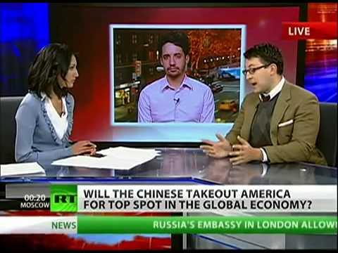 China & India - should Americans be afraid (RT)