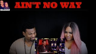 Download Lagu Sisaundra Lewis -Ain't No Way ( Blind Audition) REACTION Gratis STAFABAND
