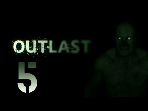 Outlast # 5 [Жирная смерть]