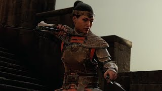 For Honor: Marching Fire Gameplay Trailer - E3 2018