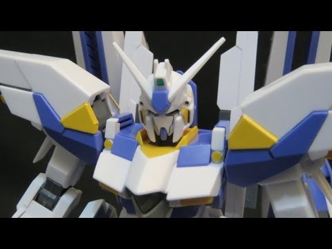 HGUC Gundam Delta Kai (Part 1: Unbox) Gundam Unicorn MSV Gunpla model review ガンプラ