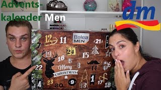 Unboxing l Balea Men Adventskalender 2018