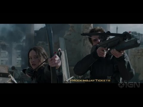The Hunger Games: Mockingjay, Part 1 -