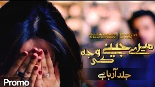 Meray jeenay Ki Wajah Promo - Mon-Thu at 9:40pm on A Plus