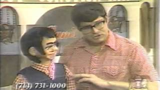 Christian puppeteer Ronald Brown and cannibalism