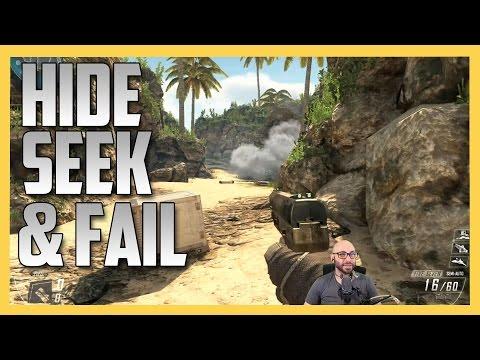 Hide, Seek, And Fail