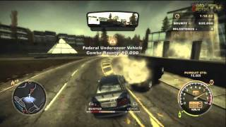 Need for Speed_ Most Wanted Xbox 360 - Final Pursuit