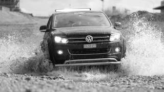 The Power of the Wolf : VW AMAROK @ 100 fps