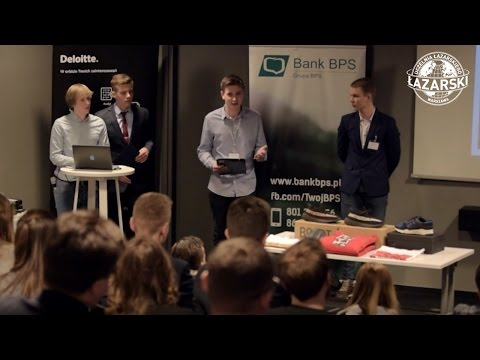 Gala Metodyki 2017 - Studenckie Pomysły Na Biznes