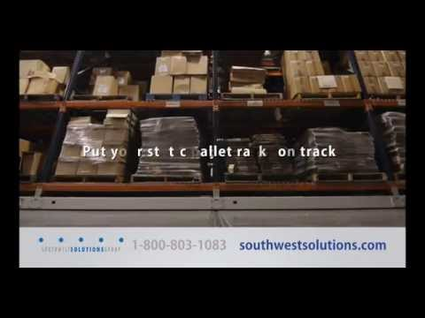 High Capacity Mobile Pallet Rack Warehouse Storage Systems | Space Saving Rolling Compact Racking